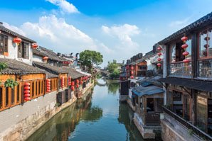 The Top 10 Ancient Water Towns Near Shanghai