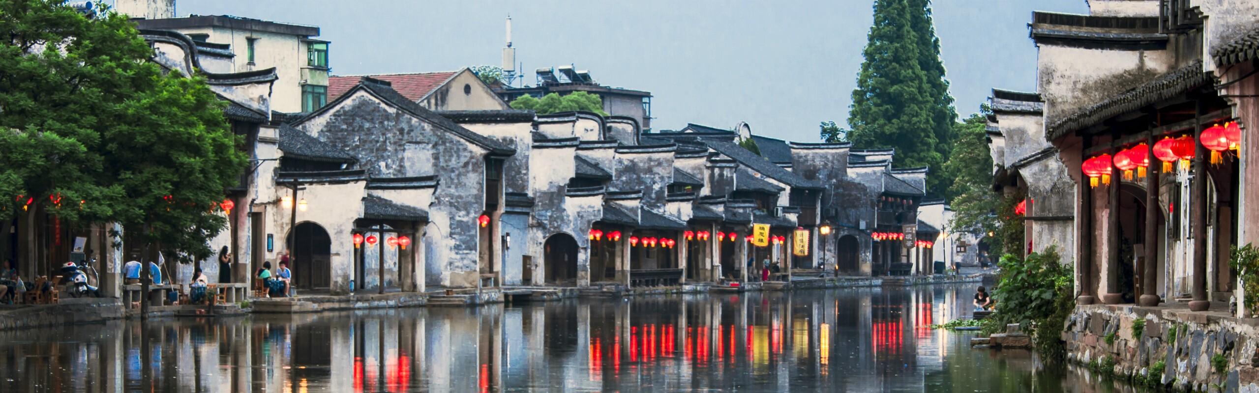 4 Days Shanghai, Hangzhou, and Nanxun Water Town Culture Tour