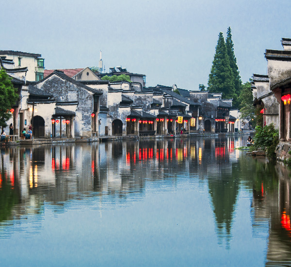 4-Day Shanghai, Hagzhonu, and Nanxun Water Town Culture Tour