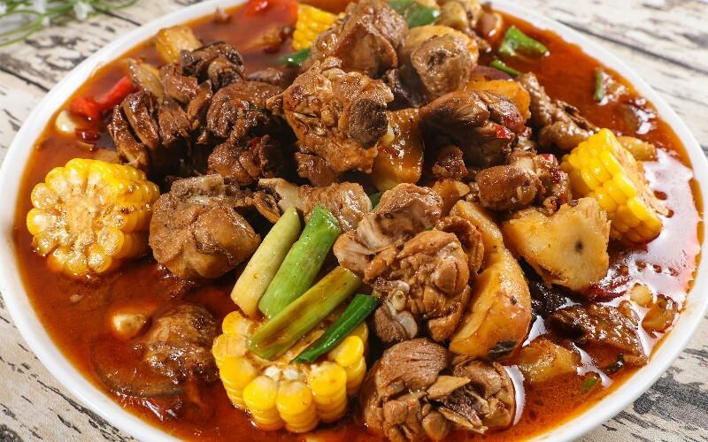 Urumqi Food