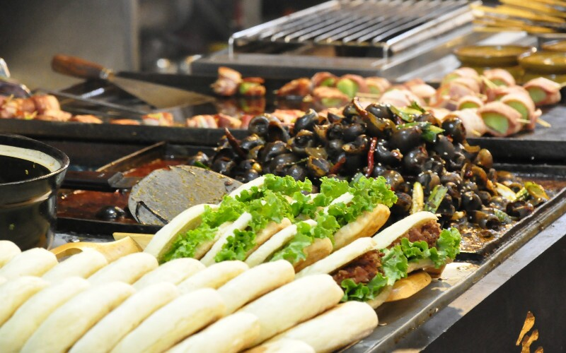 China's 10 Most Popular Street Foods