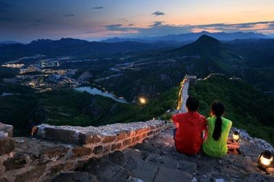 Muraglia cinese Simatai