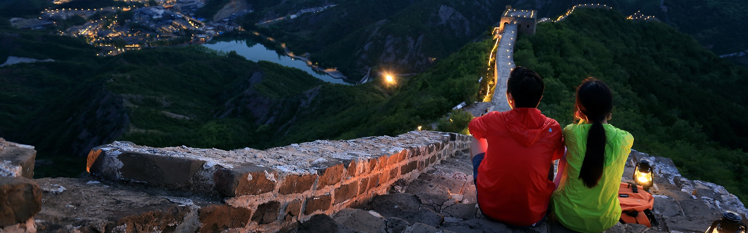 4-Day Beijing Private Tour to Visit the Great Wall at Night
