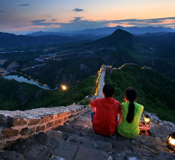 4-Day Beijing Highlights and Great Wall Night Tour