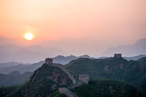 Current Situation of the Great Wall of China