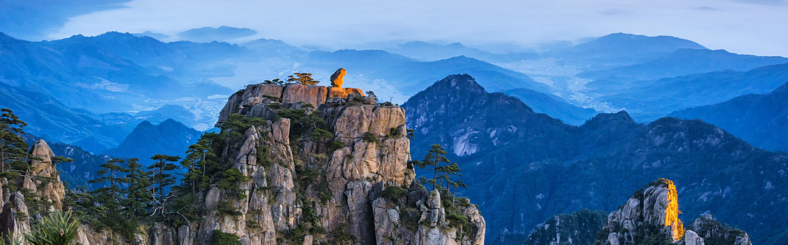 Essence of Huangshan Tour