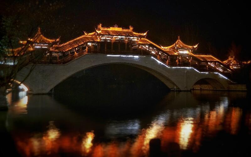 Tai'erzhuang Ancient Town