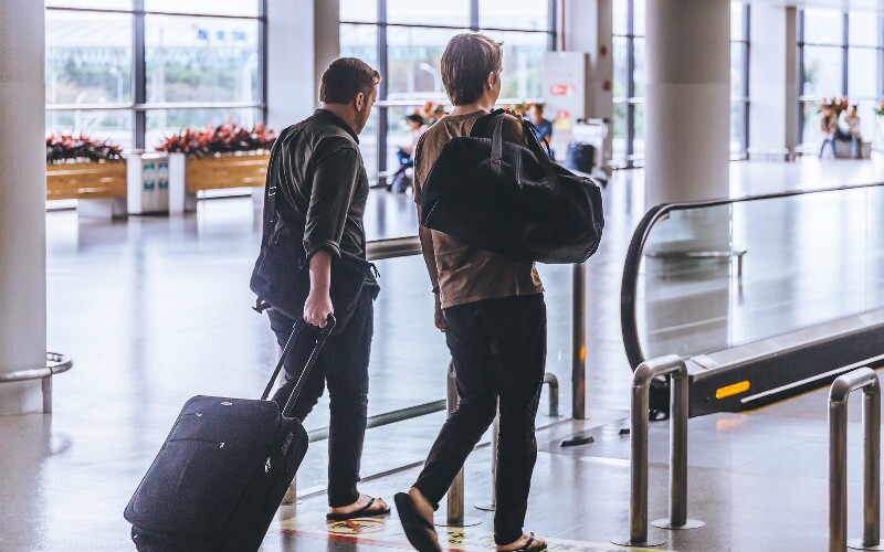 What are the general rules of baggage
