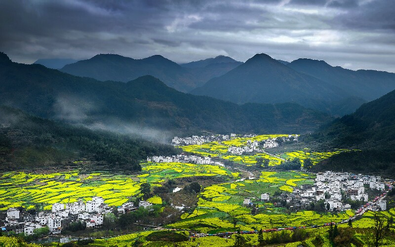 Most Beautiful Ancient Villages in China