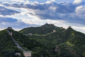 What Was the Great Wall of China Made of?