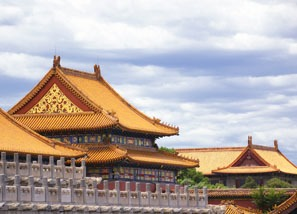 Chinese imperial palaces