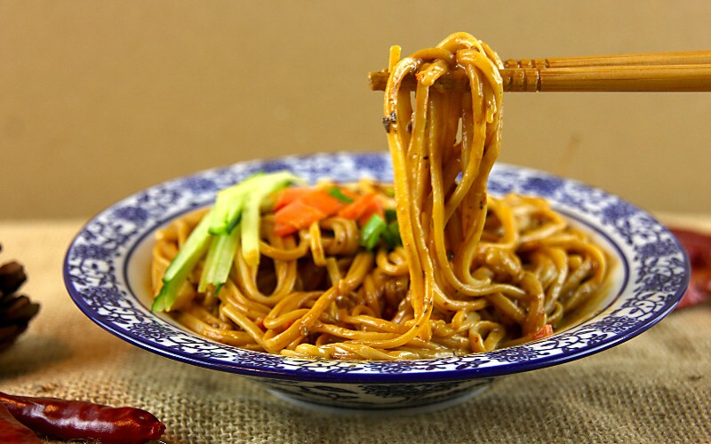 How to Cook Noodles with Bean Sauce