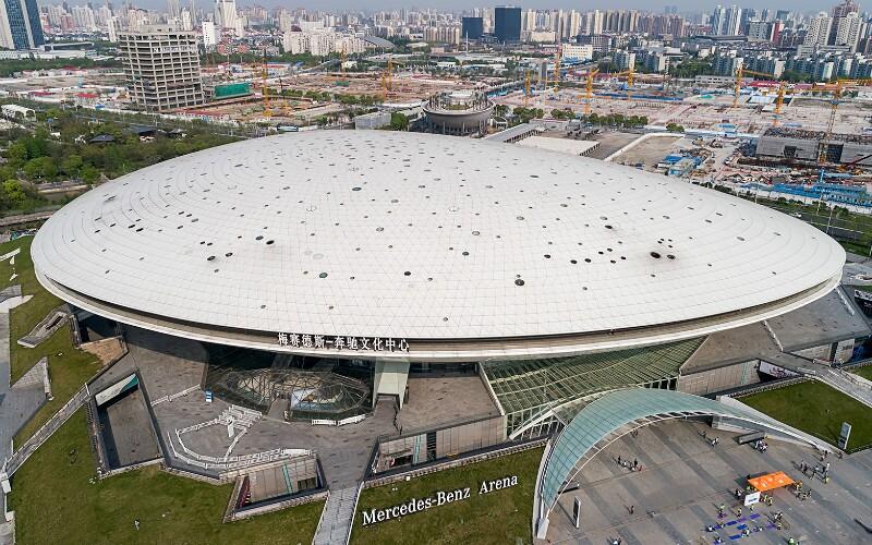 Shanghai Mercedes-Benz Arena