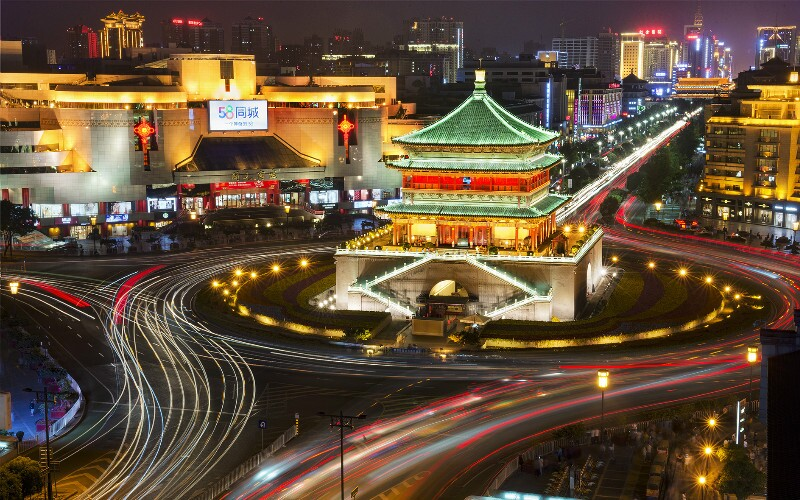 Xi'an Nightlife
