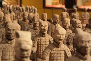 a must-see attraction in your first china trip: The Terracotta Army