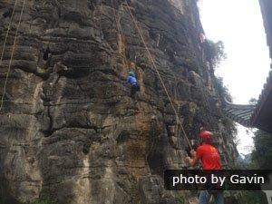 2017 Yangshuo Climbing Festival
