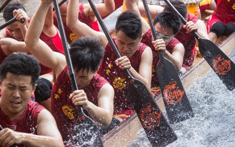 """The Hong Kong """"Tuen Ng"""" Dragon Boat Festival 2021"""