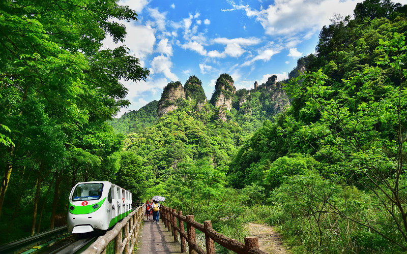 The Top 10 Places to Visit in China in May 2021