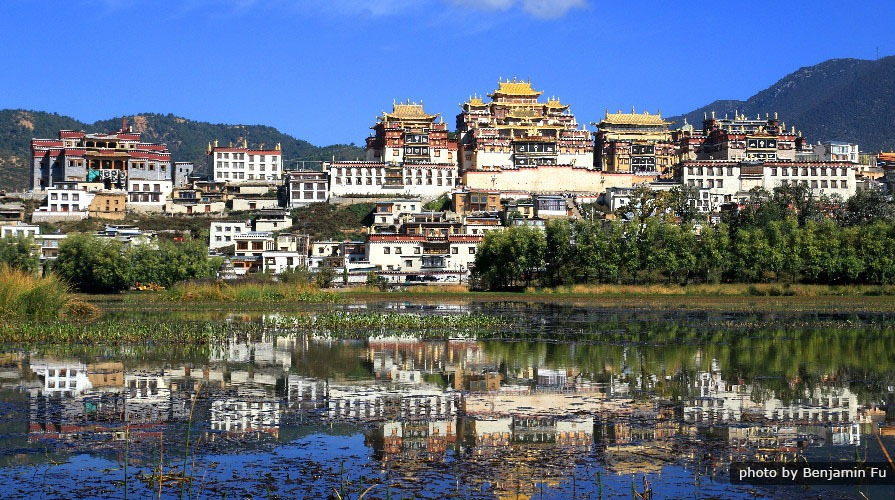 Top places to visit in China: Shangri-la