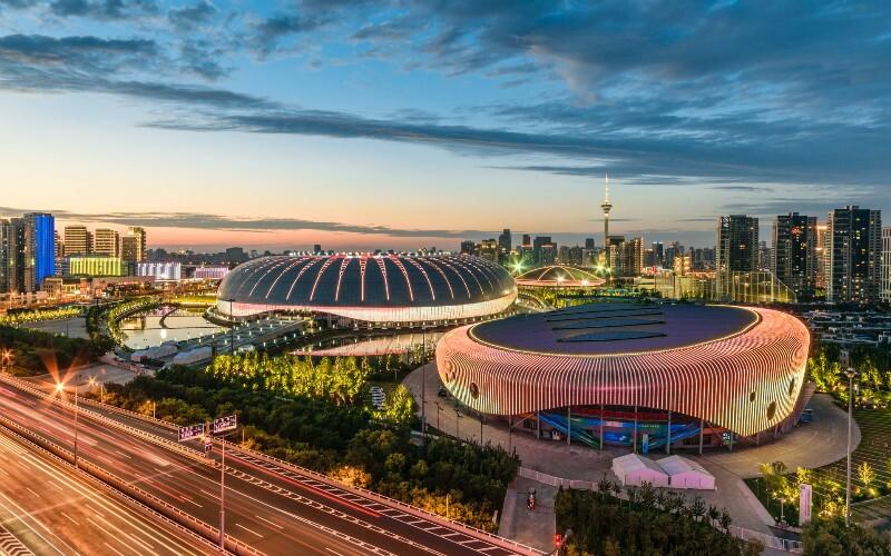 Tianjin Nightlife
