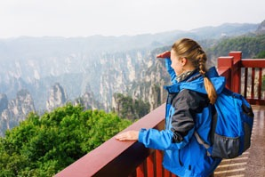 Touring Zhangjiajie with China Highlights