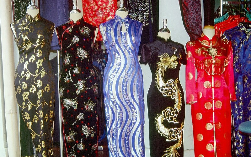Where to Buy or Tailor Make a Qipao in Beijing?