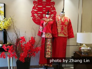 Chinese Wedding Clothes