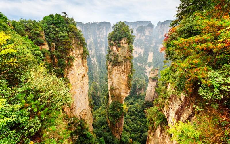 How to Plan a Tour of Zhangjiajie