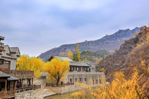 October color, Great Wall