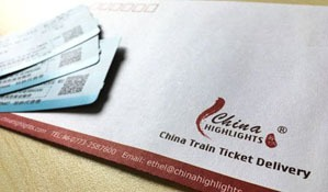 train tickets in China