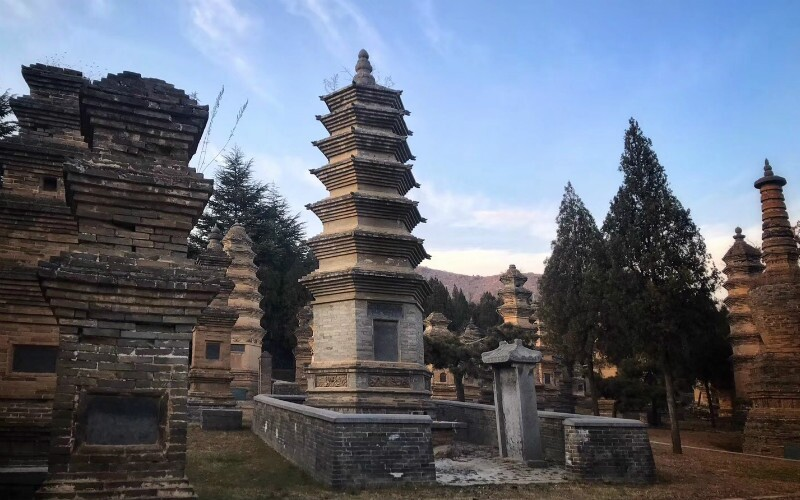 Dengfeng Attractions