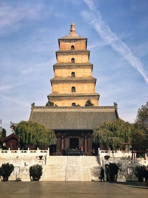 Top 10 Classic Chinese Pagodas