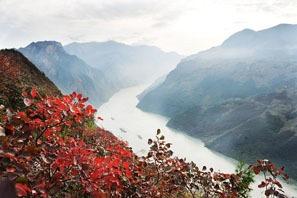 Views along the Yangtze River