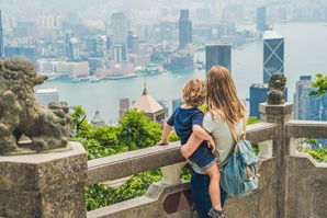 Visit Hong Kong and Macau with us