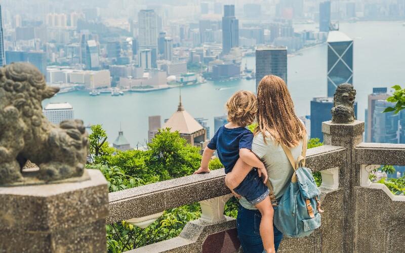 Handicapped-Tourist-Friendly Hong Kong
