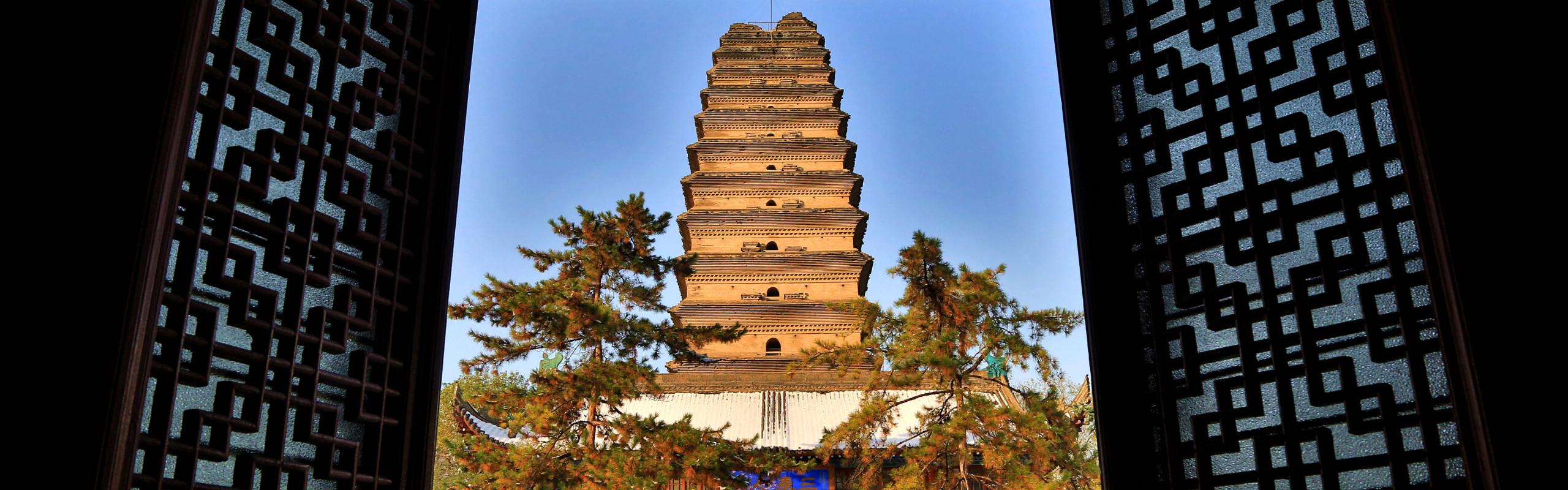 4-Day Xi'an Ancient Relics Tour