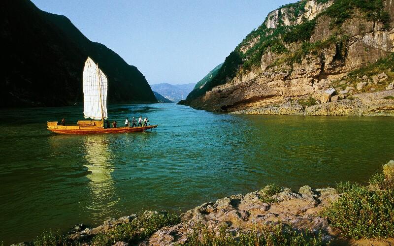 Yangtze River Hiking