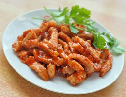 Chinese dishes, popular Chinese food, Sweet and Sour Pork