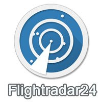 Flight Radar app