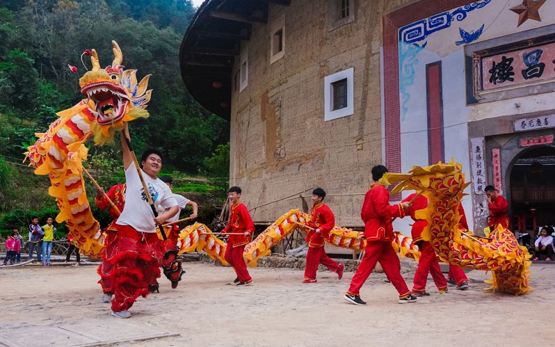 Chinese New Year — Year of the Tiger, Traditions