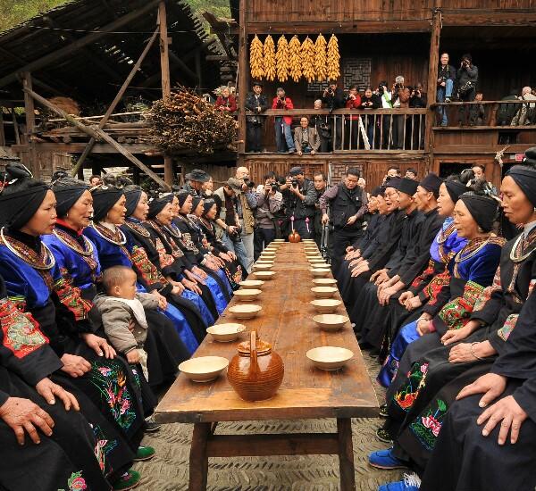 6-Day Guizhou Miao Minority & Huangguoshu Waterfall Tour