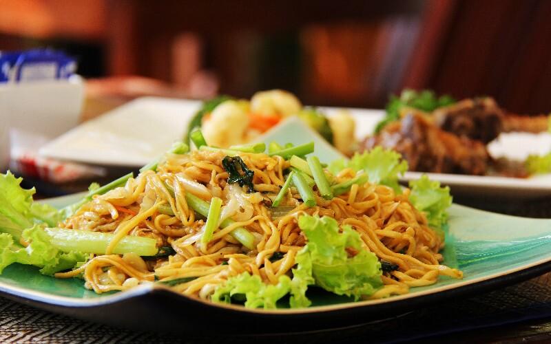 Lhasa Vegetarian Restaurants