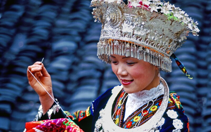 The Miao Ethnicity New Year Festival