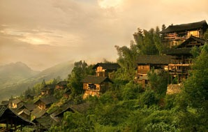 Enjoy the scenery and climate of Guizhou
