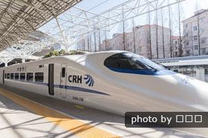 high-speedn train