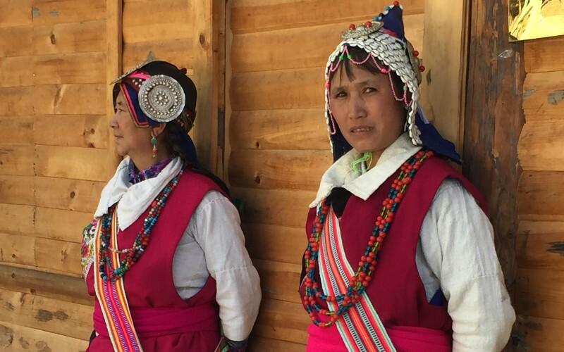 The Lisu Ethnic Group of Western Yunnan, China