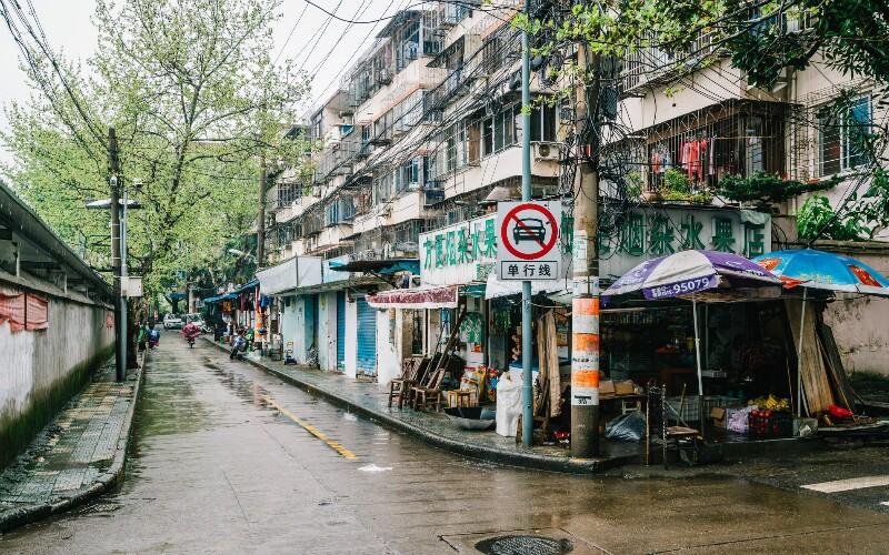 Local Shanghai Life and Run the Track (RTT)