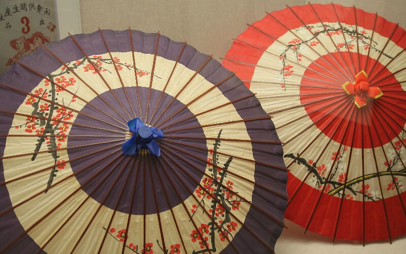 Traditional Chinese Paper Umbrellas: Origins and Making