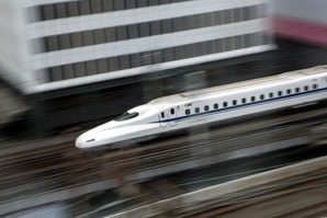 China High-Speed Trains (Bullet Trains) in 2019
