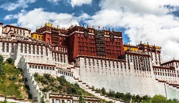 Lhasa Highlights Comfort Tour